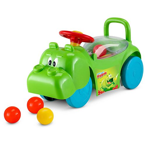 Kid Trax Hungry Hungry Hippo Ride On