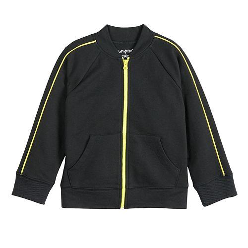 Toddler Boy Jumping Beans® Colorblock Zip Track Jacket