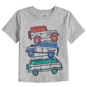 Toddler Boy Jumping Beans Graphic Tee