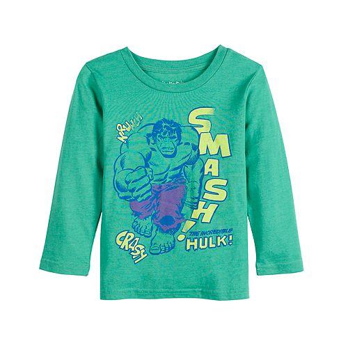 Toddler Boy Jumping Beans® The Hulk Graphic Tee