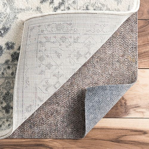 nuLOOM Premium Eco-Friendly Gray Rug Pad