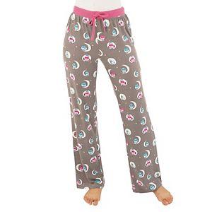 Women's Nite Nite by Munki Munki Soft Pajama Pants