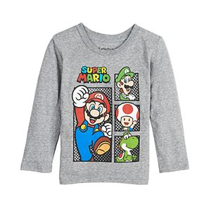 Toddler Boy Jumping Beans® Super Mario Graphic Tee