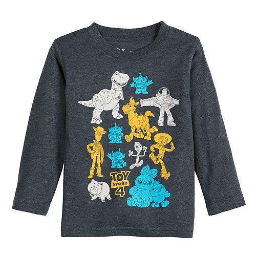 Disney / Pixar Toy Story 4 Toddler Boy Graphic Tee+