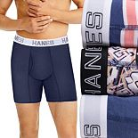 Men's Hanes Ultimate® ComfortFlex Fit 3-pack Boxer Briefs