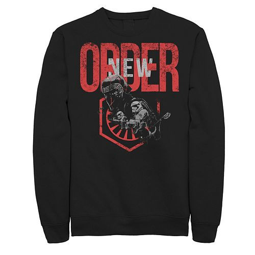 Men's Star Wars New Order Graphic Sweatshirt