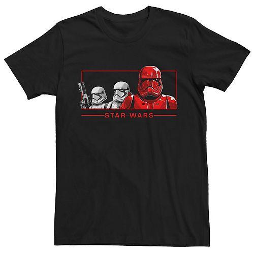 Men's Star Wars Stormtrooper Trio Graphic Tee