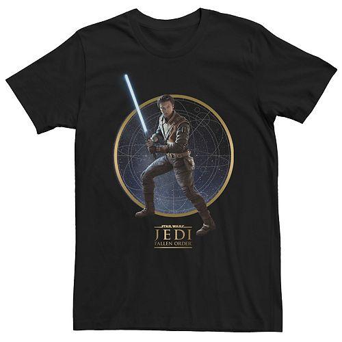 Men's Star Wars Jedi Fallen Order Graphic Tee