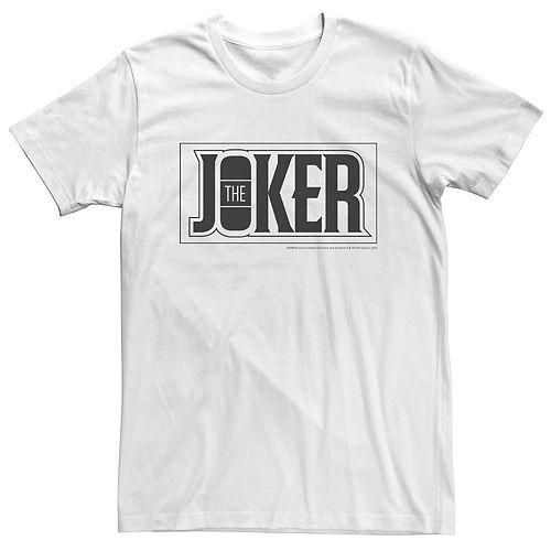 Men's DC Comics Batman Joker Graphic Tee
