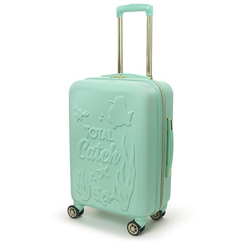 FUL Disney Princess Hardside Carry-On Spinner Luggage