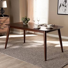 Baxton Studio Edna Dining Table