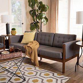 Baxton Studio Lenne Sofa