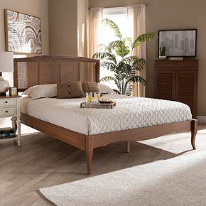 Baxton Studio Marieke Bed