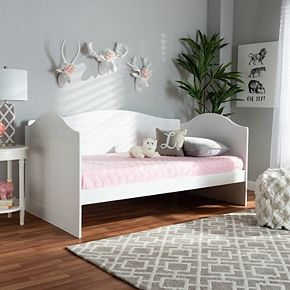 Baxton Studio Neves Twin Daybed