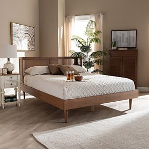 Baxton Studio Rina Bed