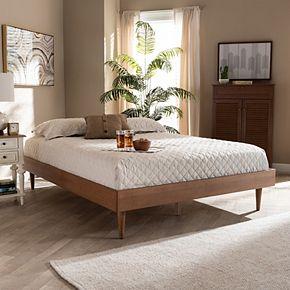 Baxton Studio Rina Bed Frame