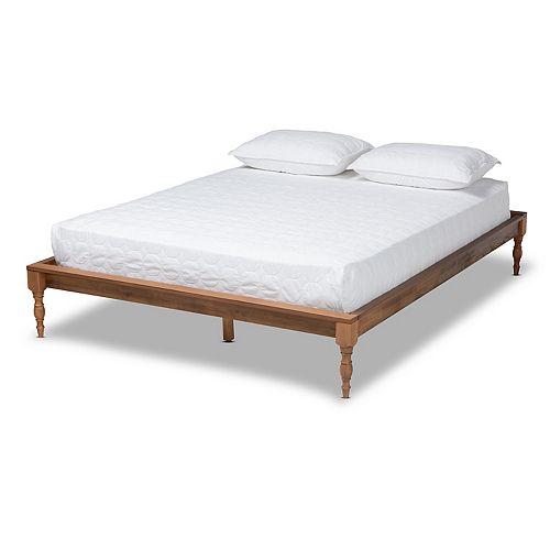 Baxton Studio Romy Bed Frame