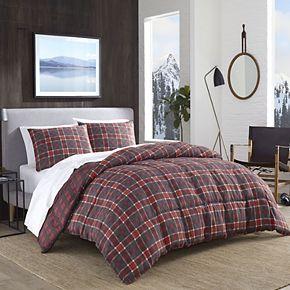 Eddie Bauer Tartan Comforter Set