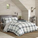 Eddie Bauer Winter Ridge Plaid Comforter Set