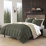 Eddie Bauer Sherwood Pine Reversible Comforter Set