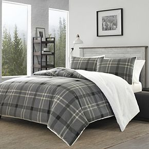 Eddie Bauer Yarrow Point Reversible Comforter Set
