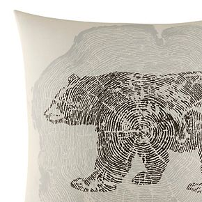 Eddie Bauer Crosscut Throw Pillow