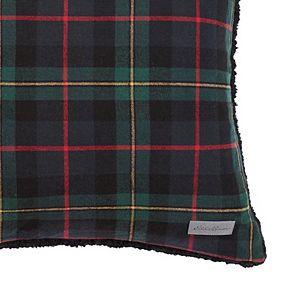 Eddie Bauer Mountain Pine Tartan Throw Pillow