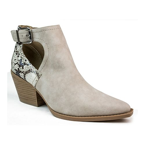 Seven Dials Queensbury Women's Ankle Boots