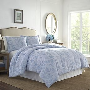 Laura Ashley Liana Floral Comforter Set