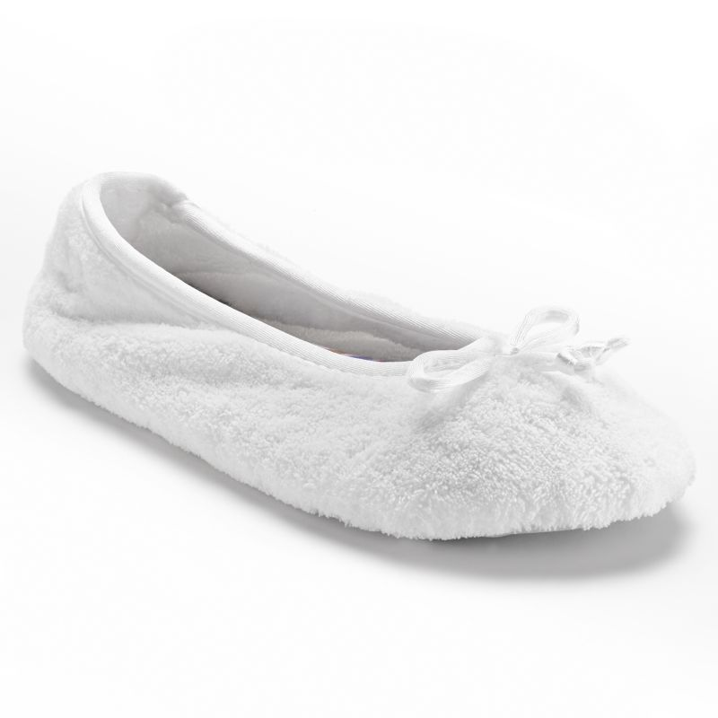 Isotoner Classic Ballet Slippers