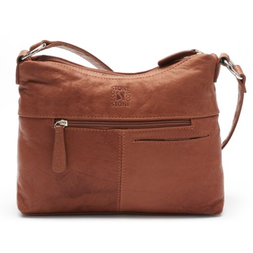 Stone and Co. Leather Irene Hobo