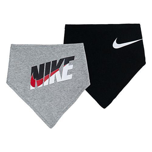 Baby Boy Nike Bandana Bibs (2-pack)
