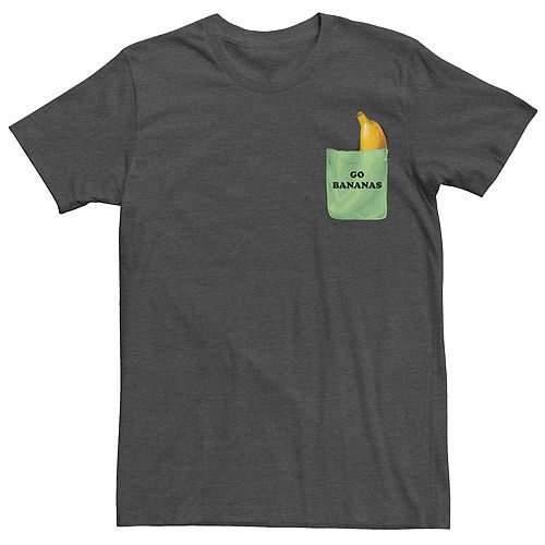 Men's Banana Graphic Tee