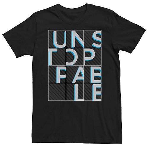 Men's Unstoppable Graphic Tee