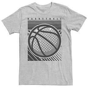 Men's Basketball Graphic Tee