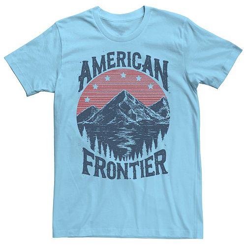 Men's American Frontier Graphic Tee