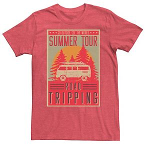 Men's Road Tripping Graphic Tee