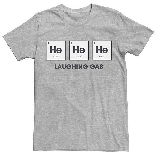 Men's Laughing Gas Graphic Tee