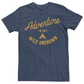 Men's Adventure Graphic Tee