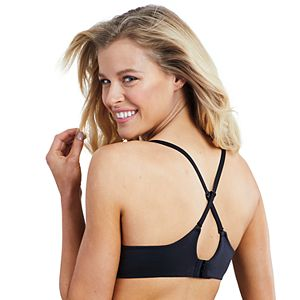 Hanes® Ultimate T-Shirt Soft Push-Up Underwire Bra DHHU37