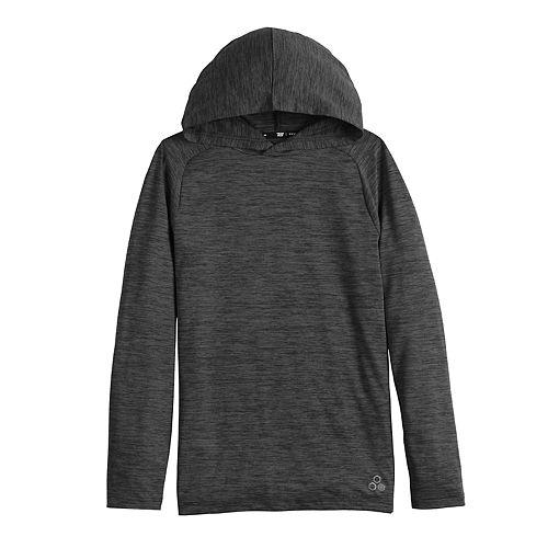 Boys 8-20 & Husky Tek Gear® Brushed Jersey Hoodie