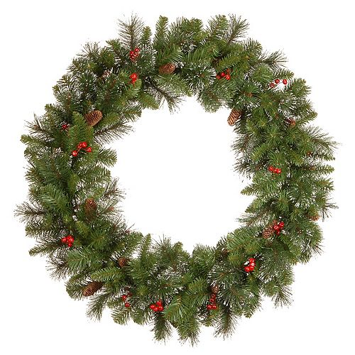 National Tree Co. 36-in. Crestwood Spruce Wreath