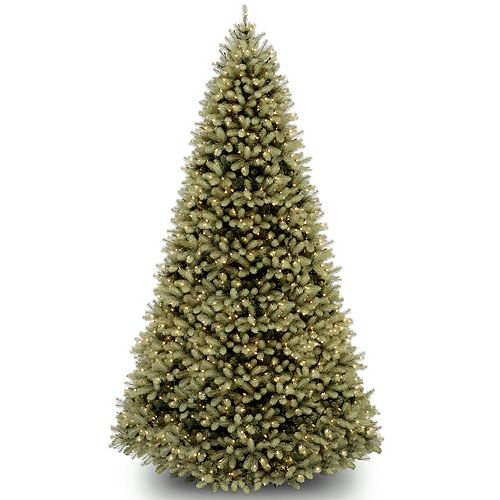 National Tree Company 9-ft. Downswept Douglas Fir Artificial Tree with Dual Color® LED Lights and PowerConnect(TM)