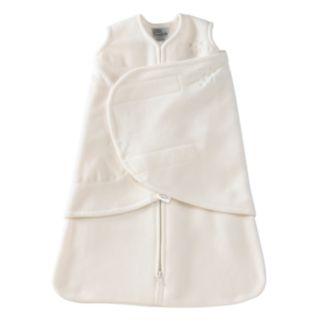 HALO Fleece SleepSack Swaddle Set - Cream