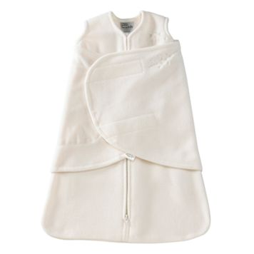HALO® Fleece SleepSack™ Swaddle Set - Cream