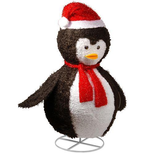 """National Tree Company 40"""" Pop-Up Penguin"""