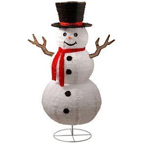 "National Tree Company 72"" Pop-Up Snowman"