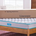 Linenspa Signature 6-in. Bonnell Spring Mattress