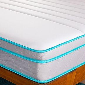 Linenspa Signature 10-in. Memory Foam Hybrid Mattress