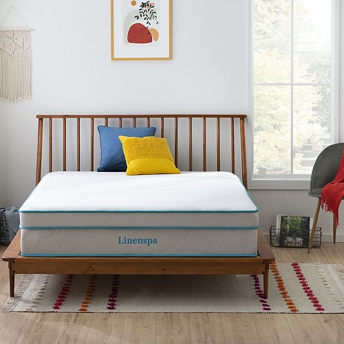 Linenspa Signature 12-in. Gel Hybrid Mattress
